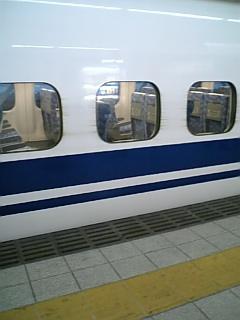 大阪に向けて
