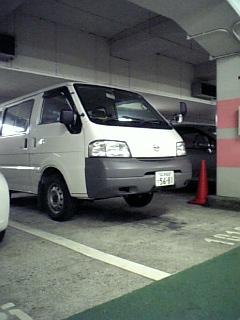 関西地下駐車場