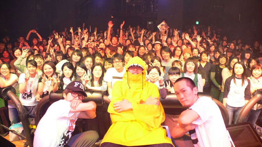 Thanxxx! Tokyo!